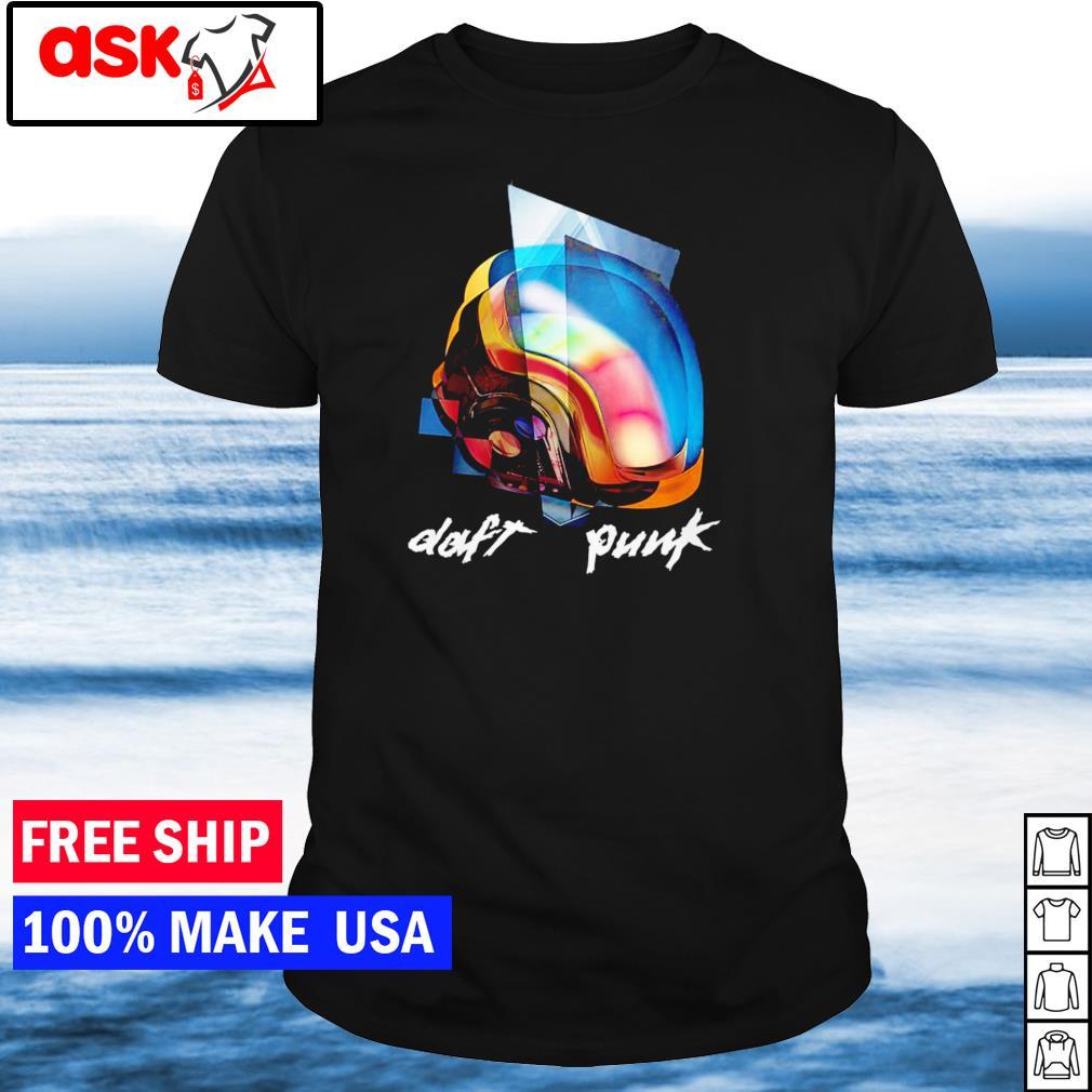 Daft Punk shirt