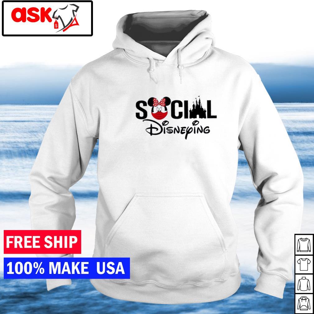 Disney social disneying s hoodie
