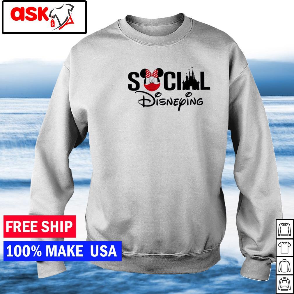 Disney social disneying s sweater