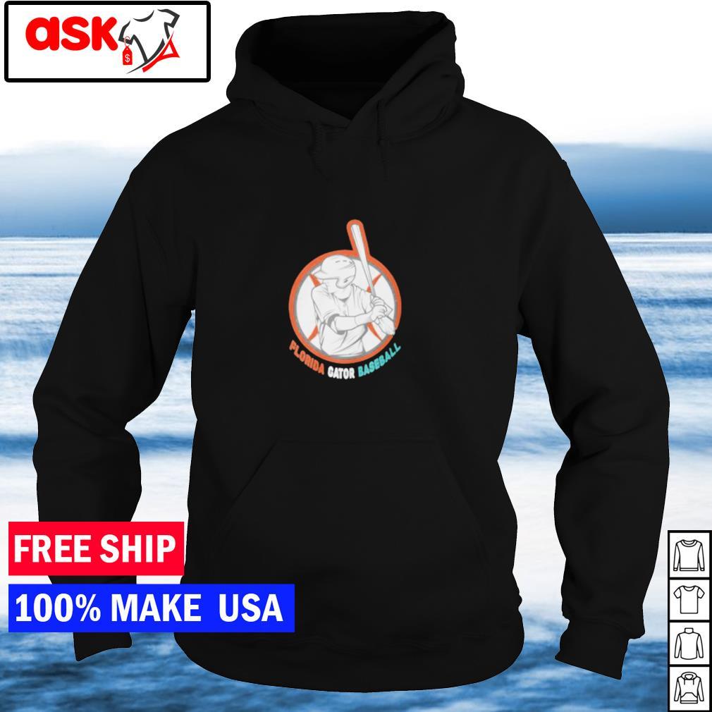 Florida Gator Baseball MLB s hoodie