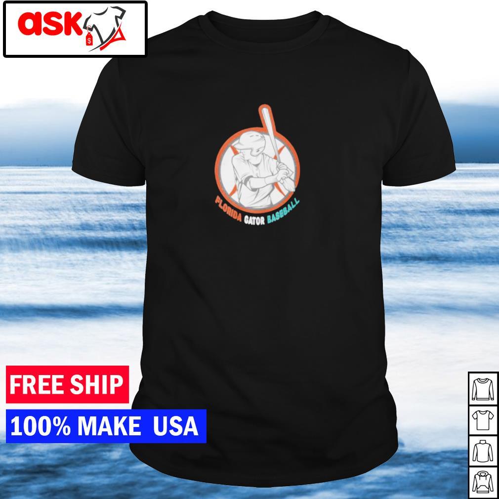 Florida Gator Baseball MLB shirt