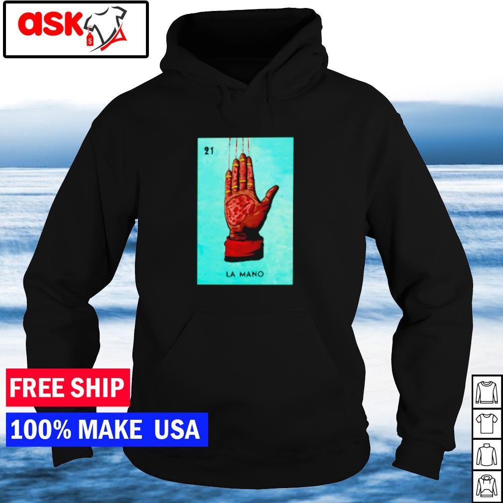 Freddy Krueger 21 la mano s hoodie