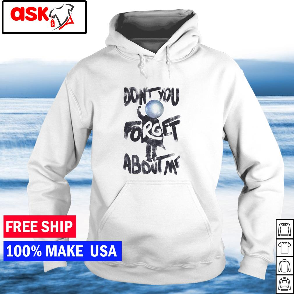 Simple Minds don't you forget about me s hoodie