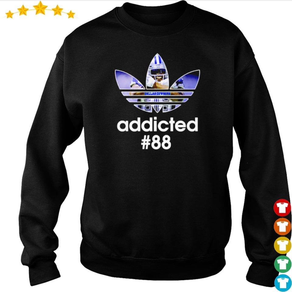 Adidas Dallas Cowboys addicted #88 s 3