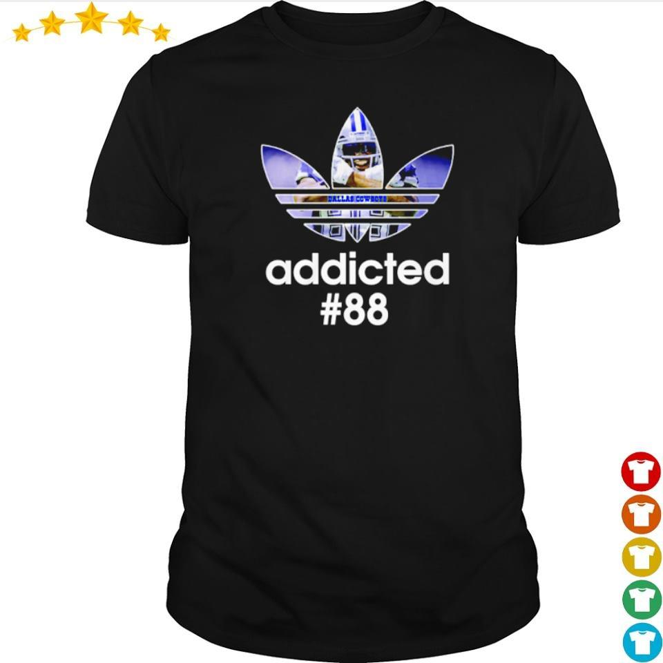 Adidas Dallas Cowboys addicted #88 shirt