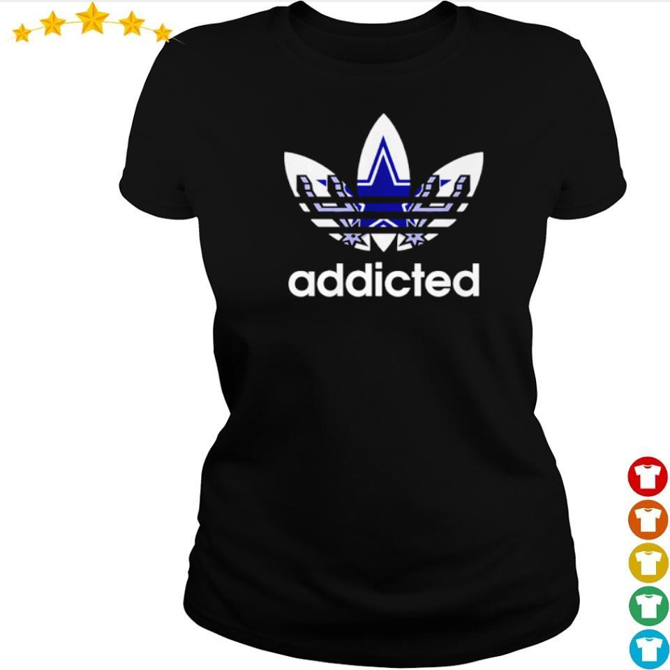 Dallas Cowboys Adidas addicted s 1
