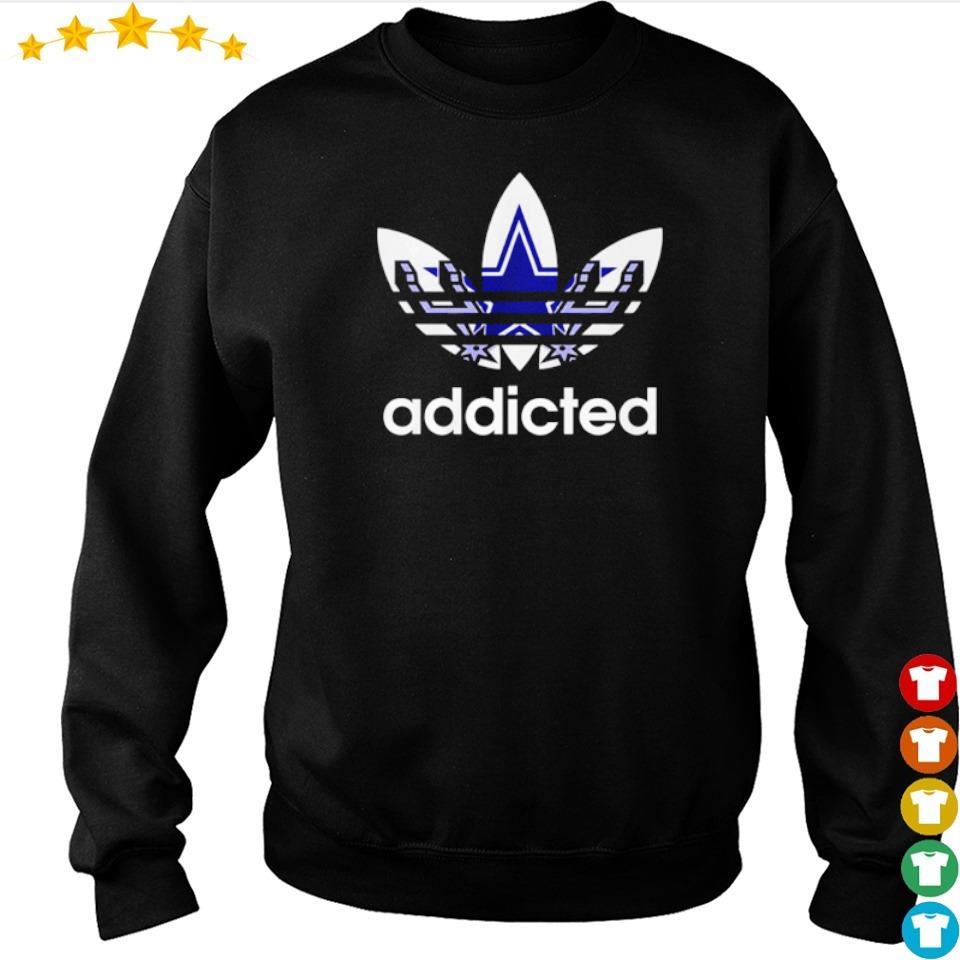 Dallas Cowboys Adidas addicted s 3
