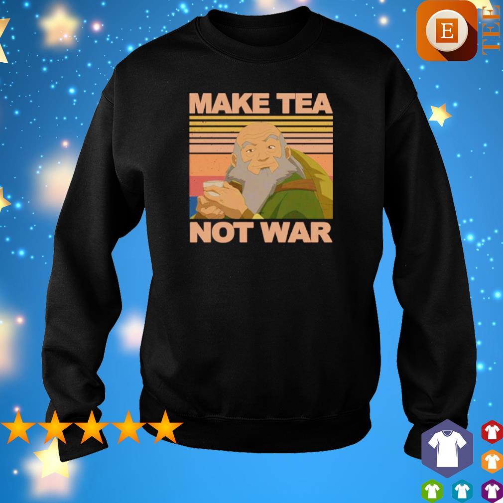 Iroh Make tea not war vintage s 7