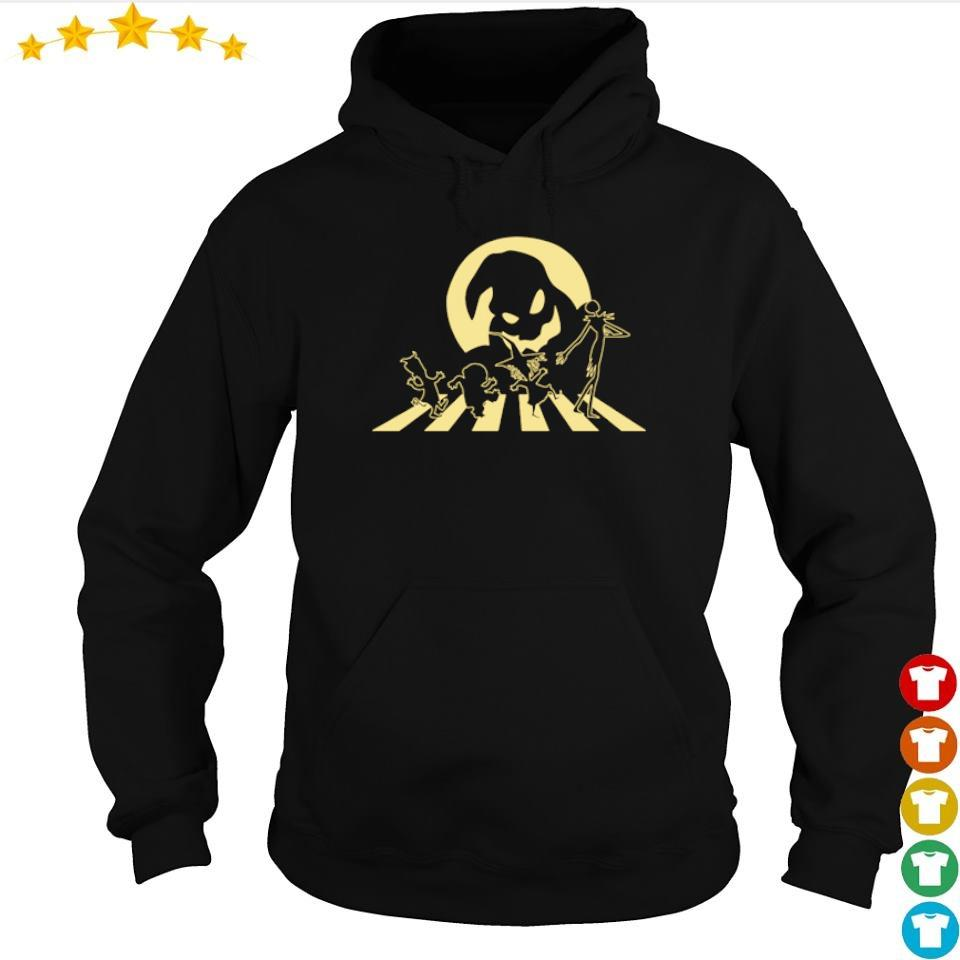 Abbey Road Lovers The Burtons s hoodie