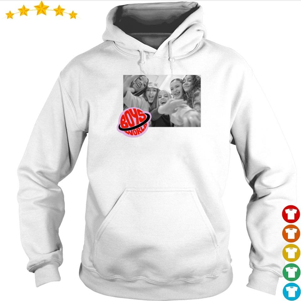 Awesome cute girls boys world s hoodie