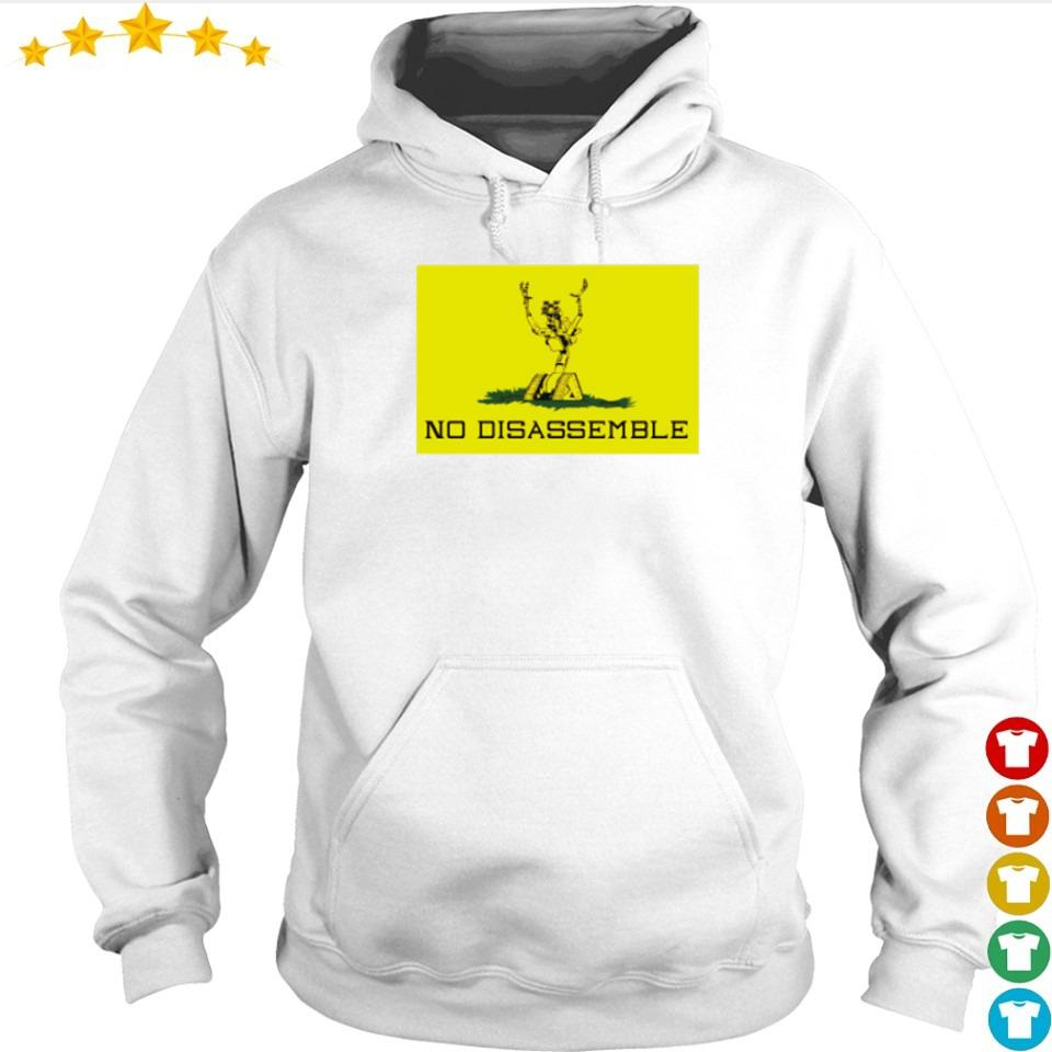 Awesome No Disassemble s hoodie