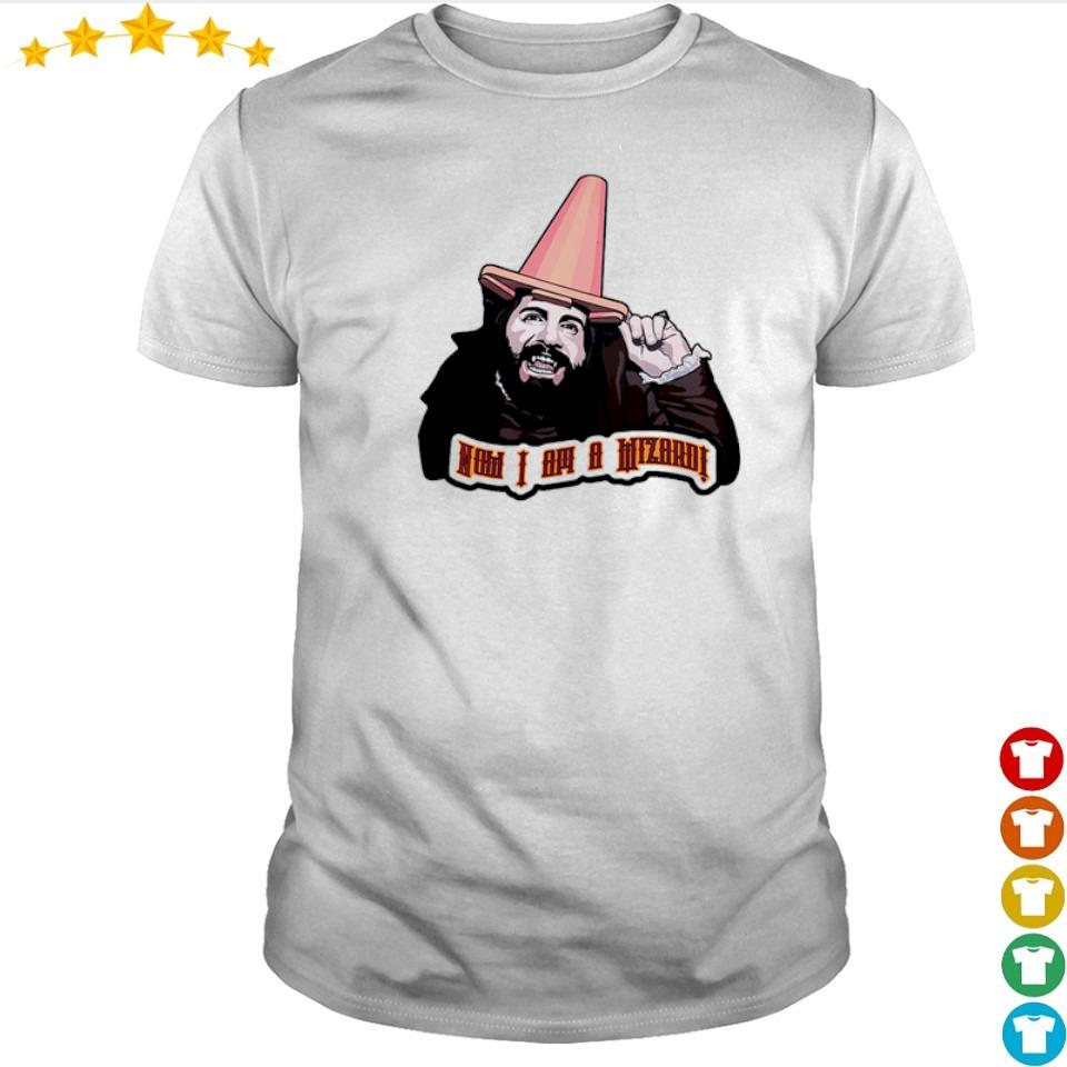 Awesome now I am a wizard shirt