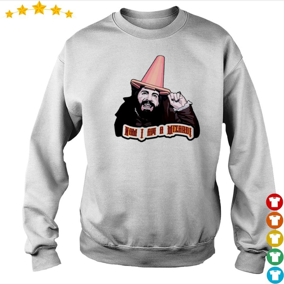 Awesome now I am a wizard s sweater