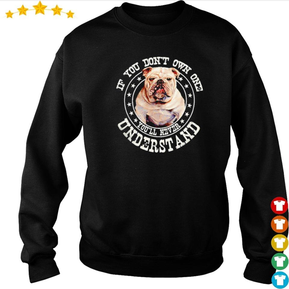 Bull if you don't own on you'll never understand s sweater