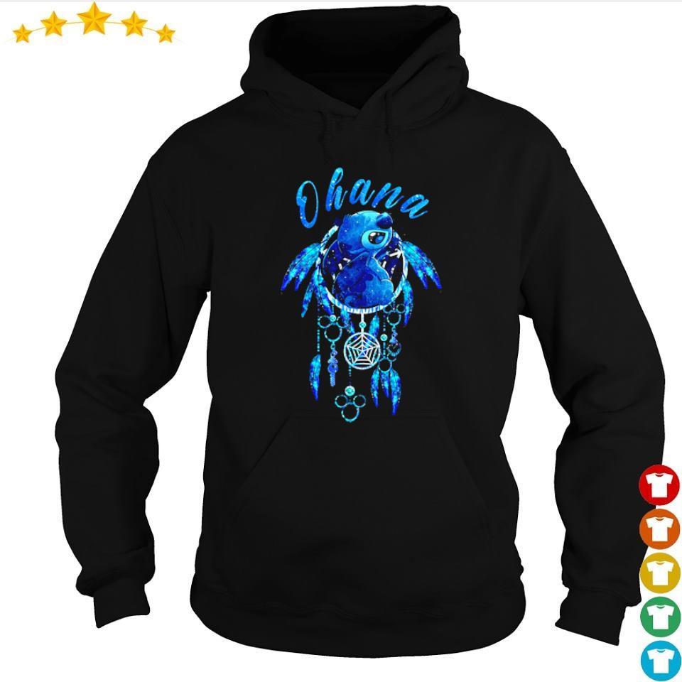 Cute Stitch Ohana s hoodie
