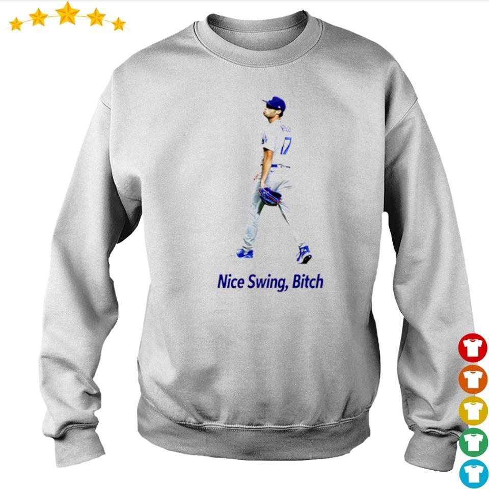Dodger Joe Kelly nice swing bitch s sweater