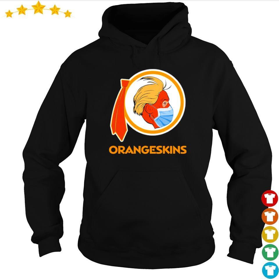 Donald Trump Orangeskins s hoodie