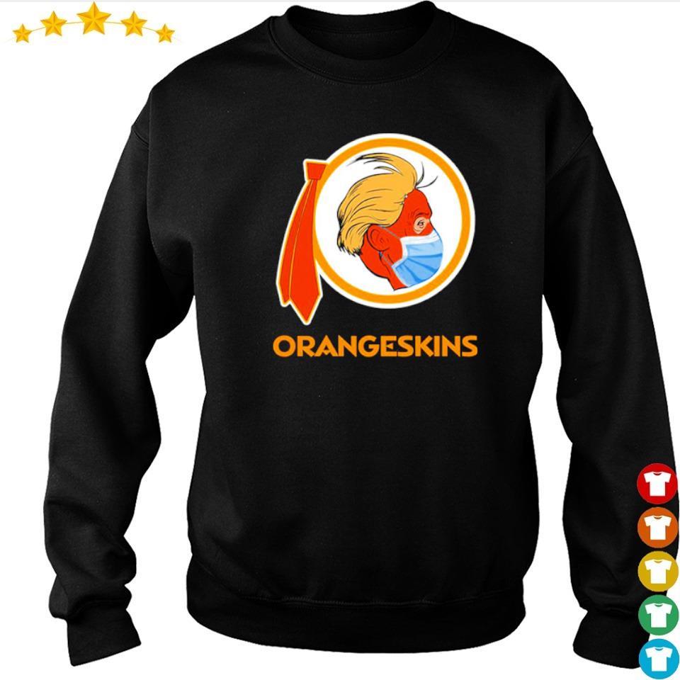 Donald Trump Orangeskins s sweater