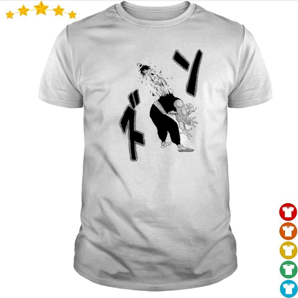 Dragon Ball King Piccolo Penetrate shirt