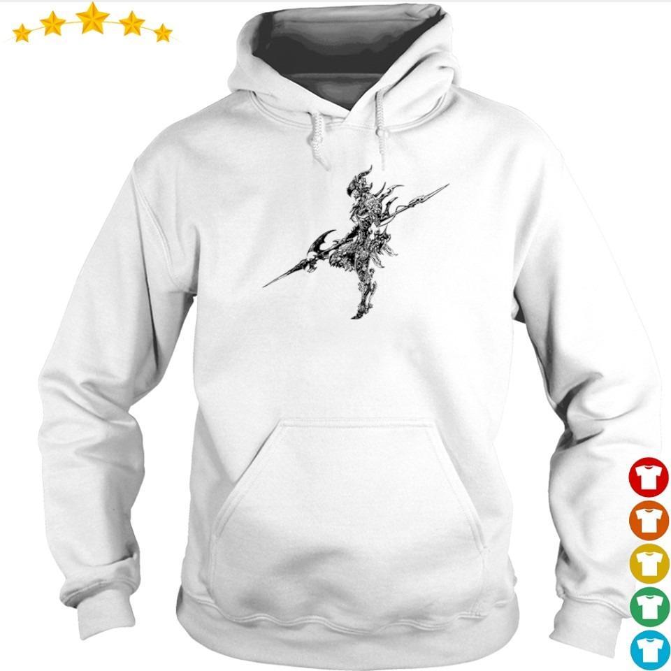 Final Fantasy Dragon Knight s hoodie