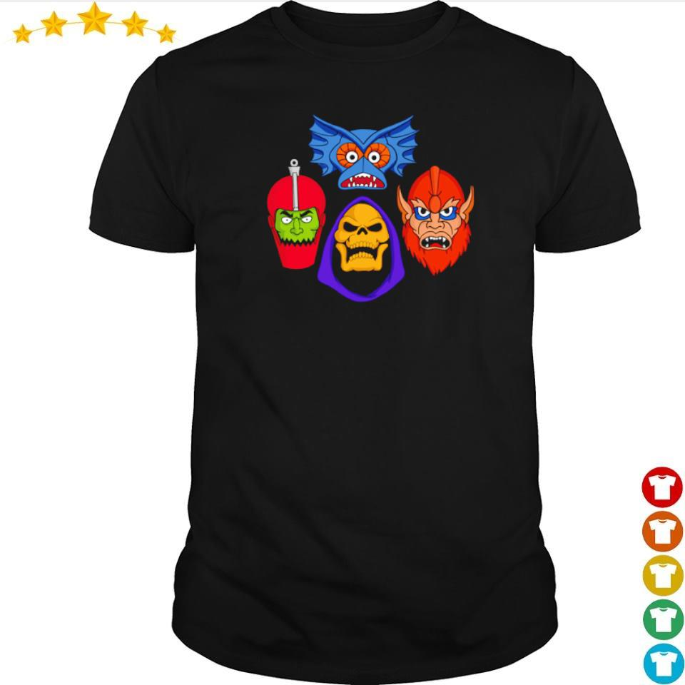 MOTU Rhapsody Color shirt