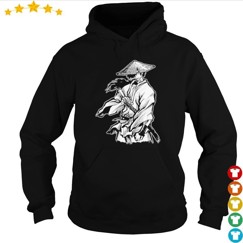 Ninja Scroll Jubei Kibagami s hoodie