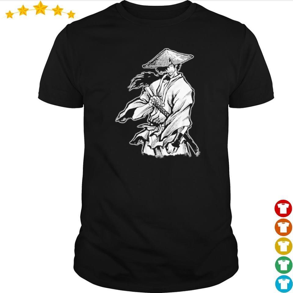Ninja Scroll Jubei Kibagami shirt