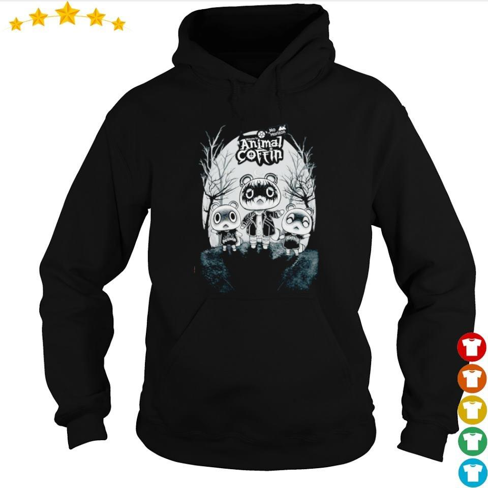 No horizon animal coffin s hoodie
