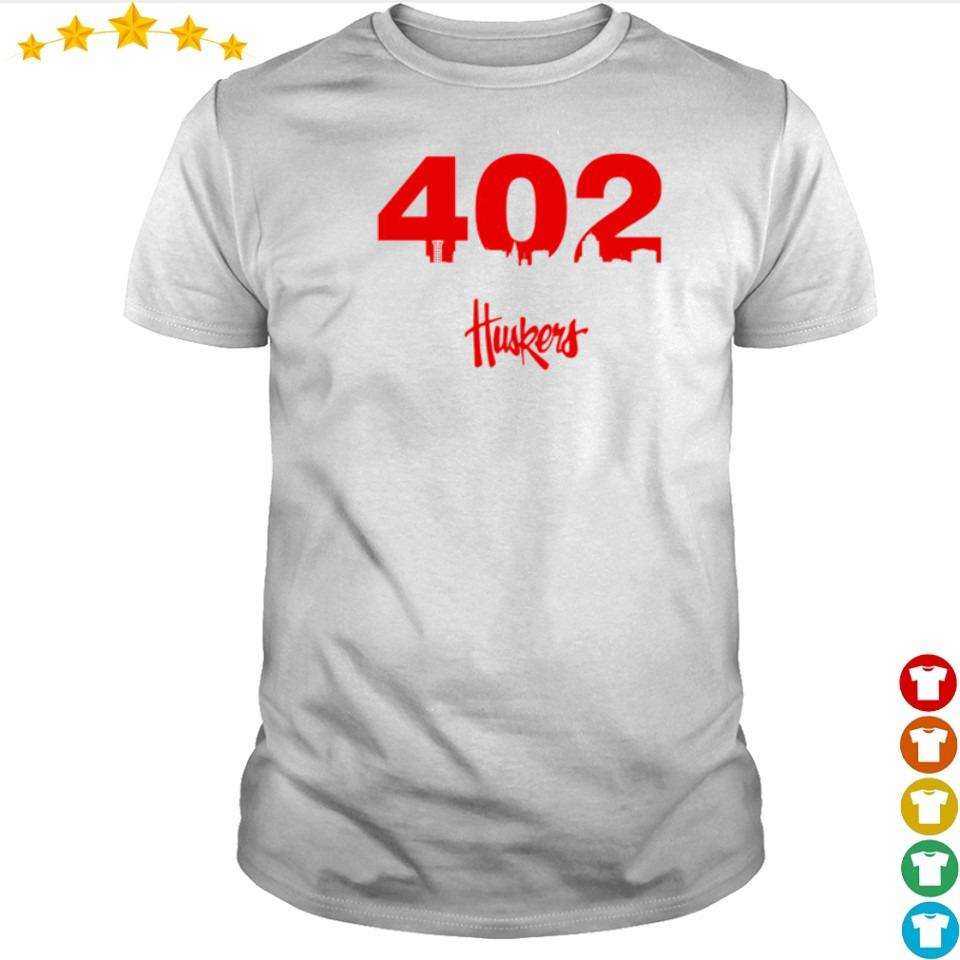 Official 402 huskers shirt