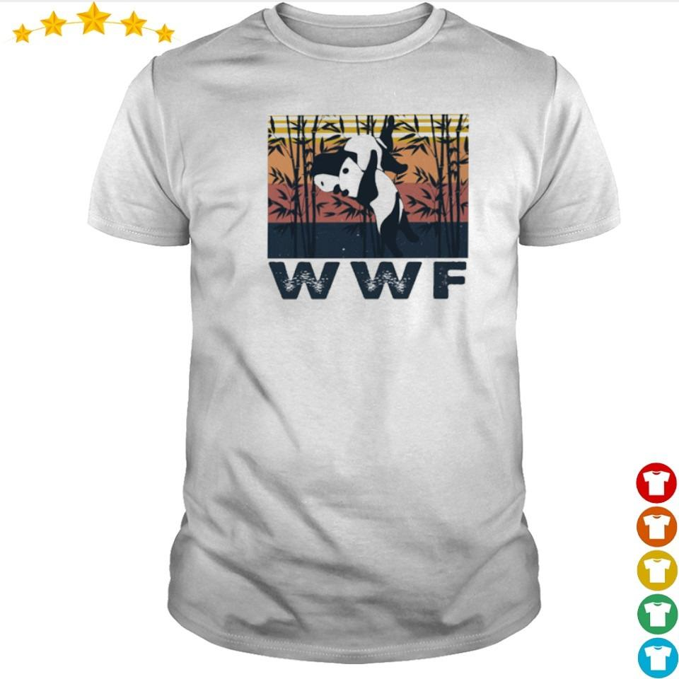 Official Panda WWF shirt