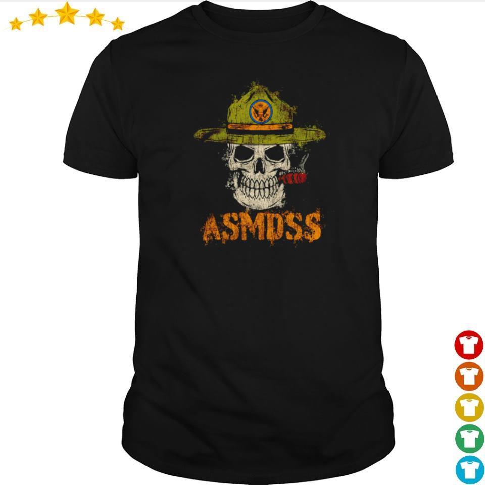 Official Skull ASMDSS shirt