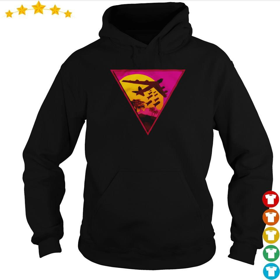 Official Throw Back B-52 s hoodie