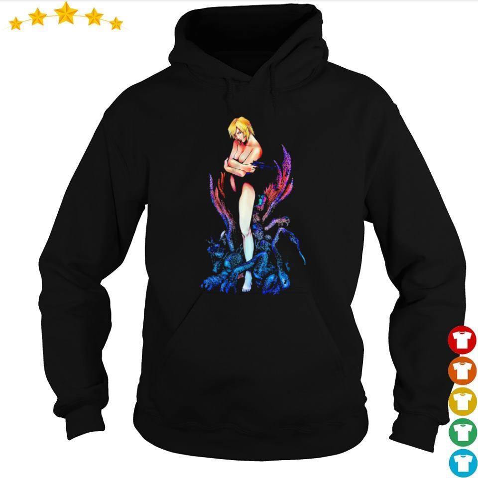 Parasite Eve II Aya Brea Mitochondria s hoodie