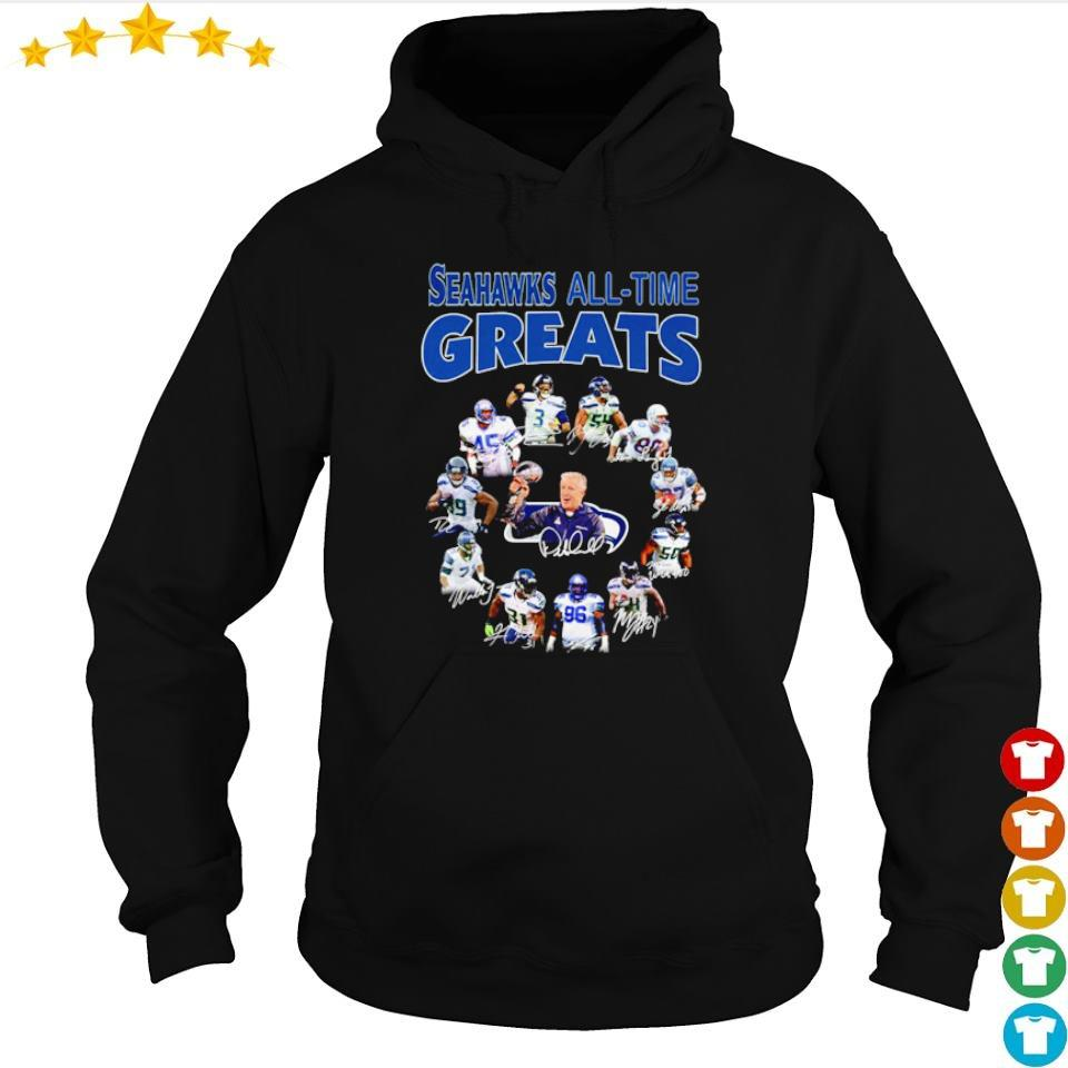 Seahawks all-time greats Seattle Seahawks s hoodie