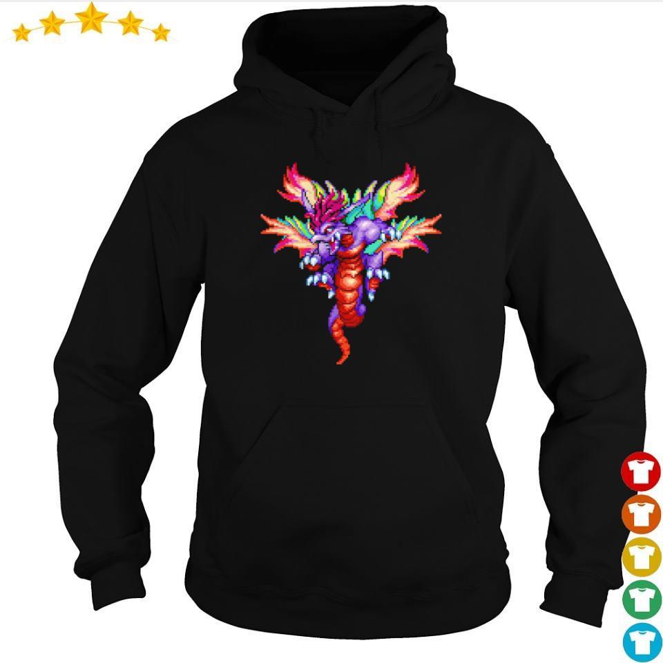Secret of Mana God Beast s hoodie