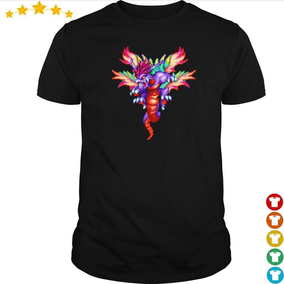 Secret of Mana God Beast shirt