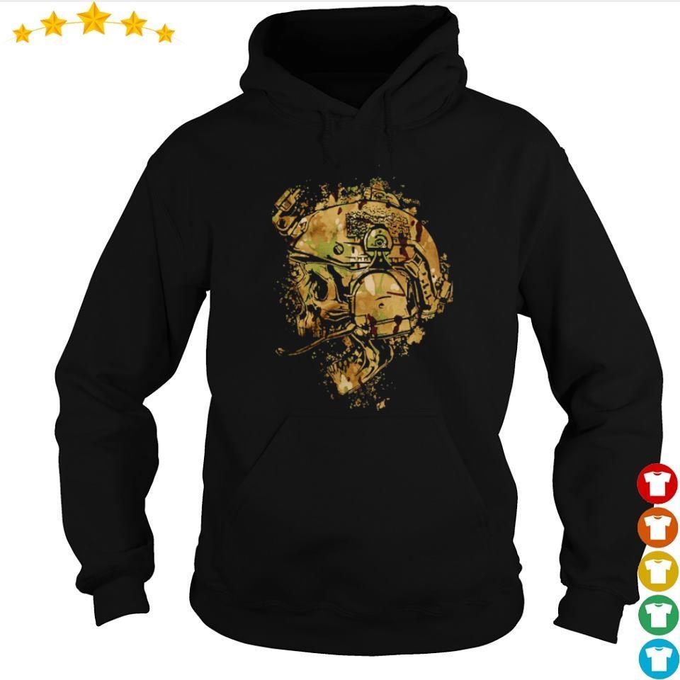 Skull Army The Operator s hoodie