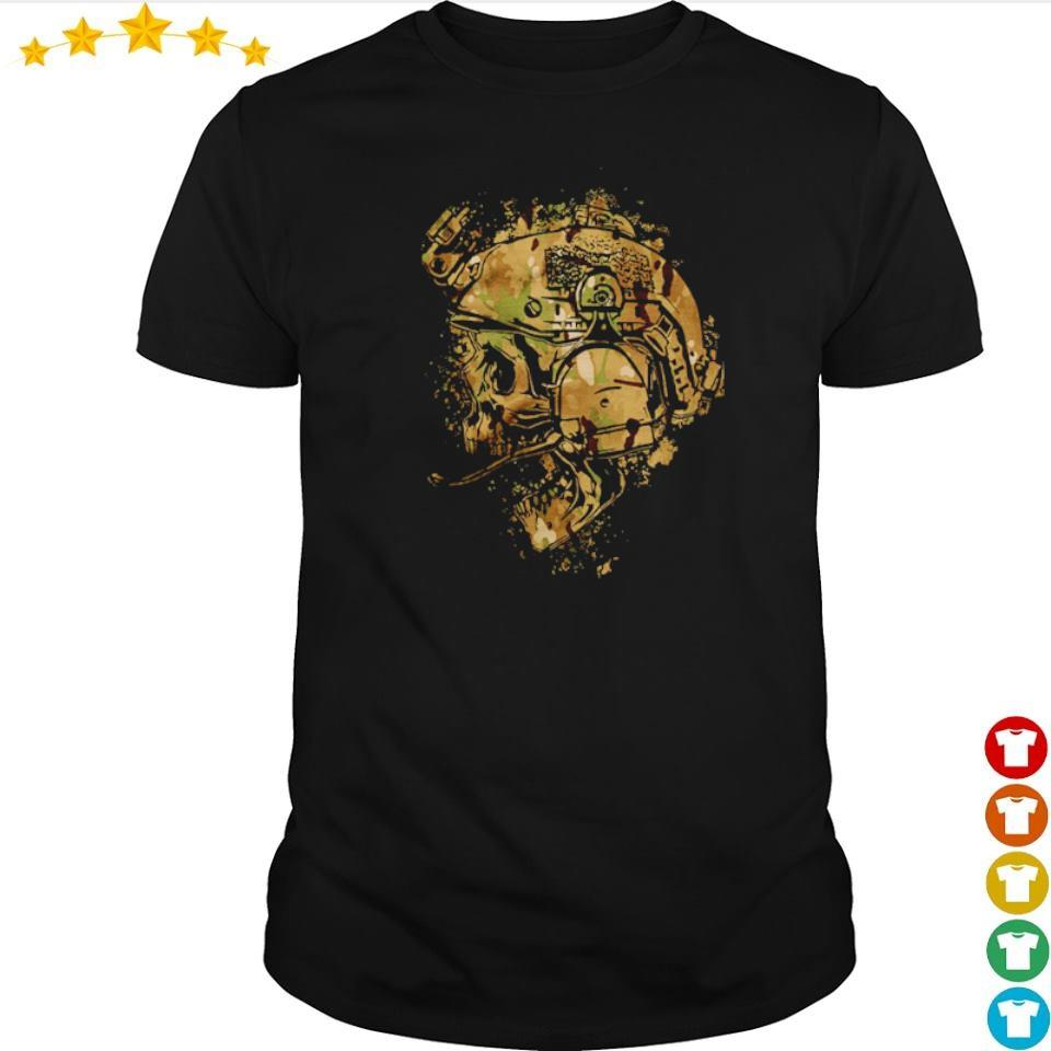 Skull Army The Operator shirt