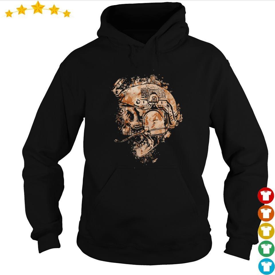 Skull Marine The Operator s hoodie