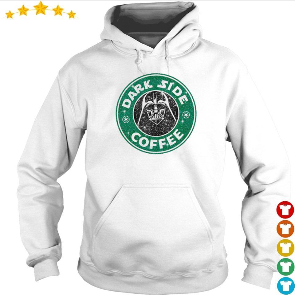 Starbucks Darth Vader Dark Side Coffee s hoodie
