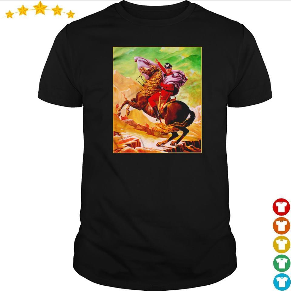 Street Fighter Bison Bonaparte Madman or God shirt