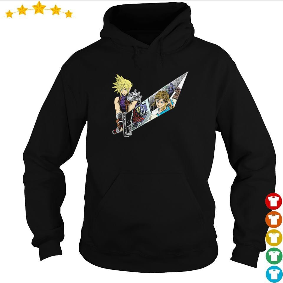 Super Smash Bros One Must Fall s hoodie