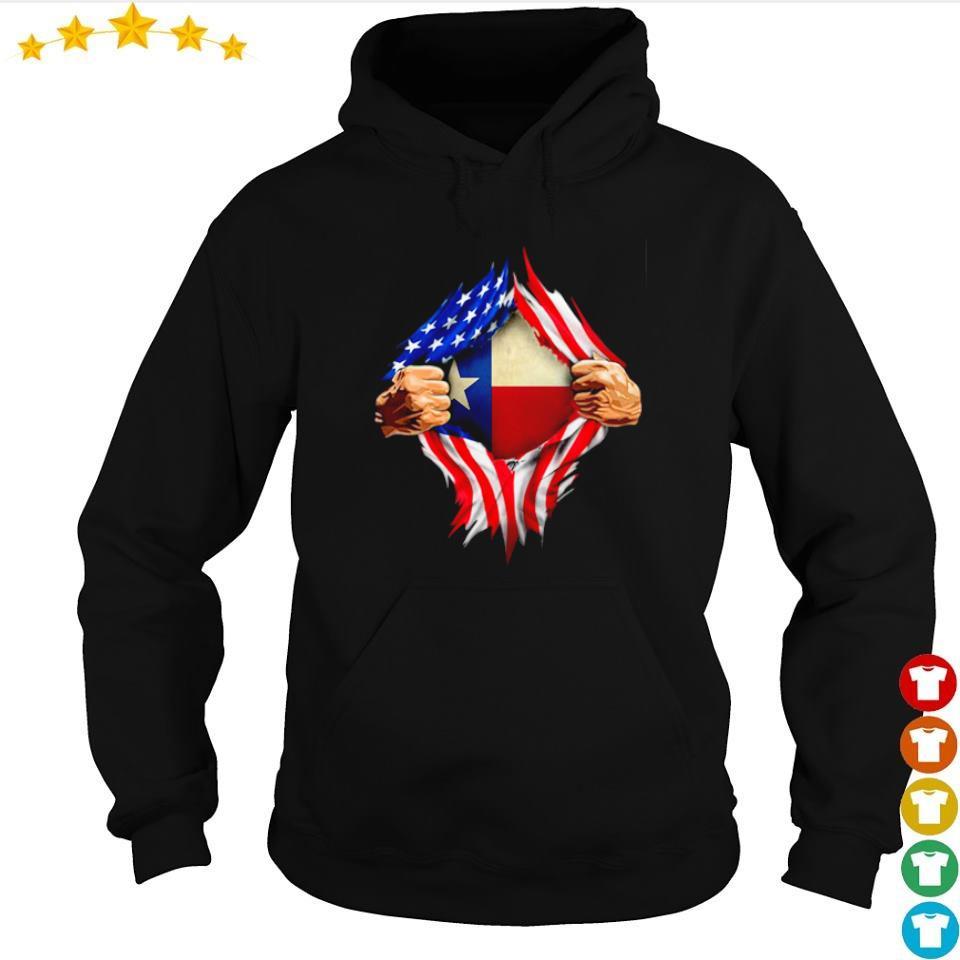 Superman American Flag s hoodie