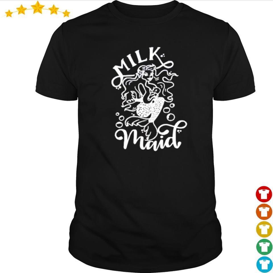 Awesome Milk Maid shirt