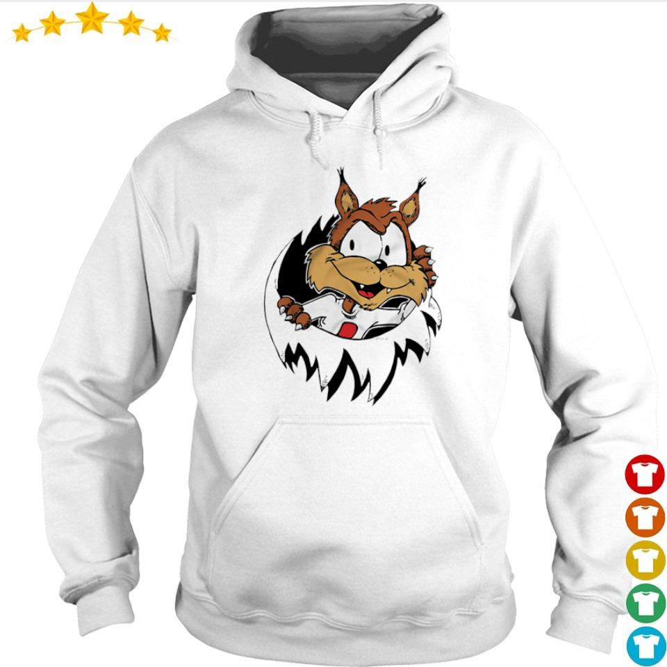 Bubsy the Bobcat Claws Encounter s hoodie