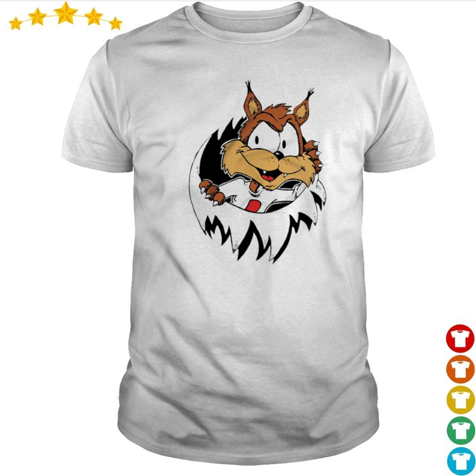Bubsy the Bobcat Claws Encounter shirt