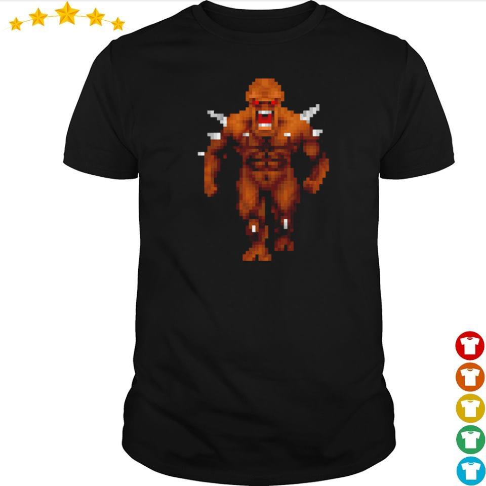 Doom Brown Bastard shirt