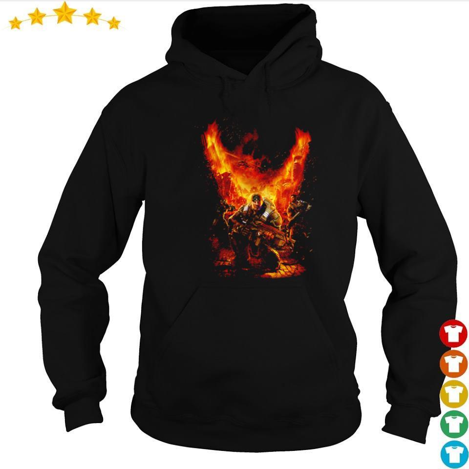 Gears of War Marcus Fenix War Rages s hoodie
