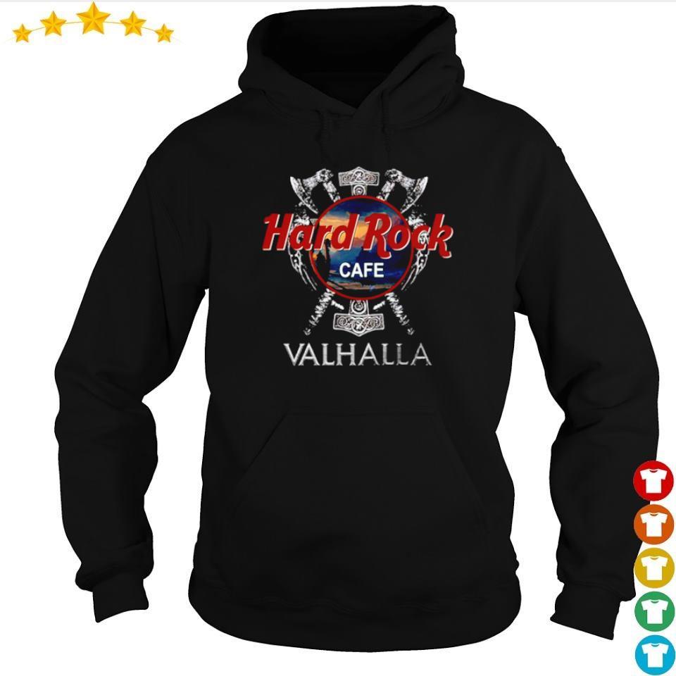 Hard Rock Cafe Valhalla s hoodie
