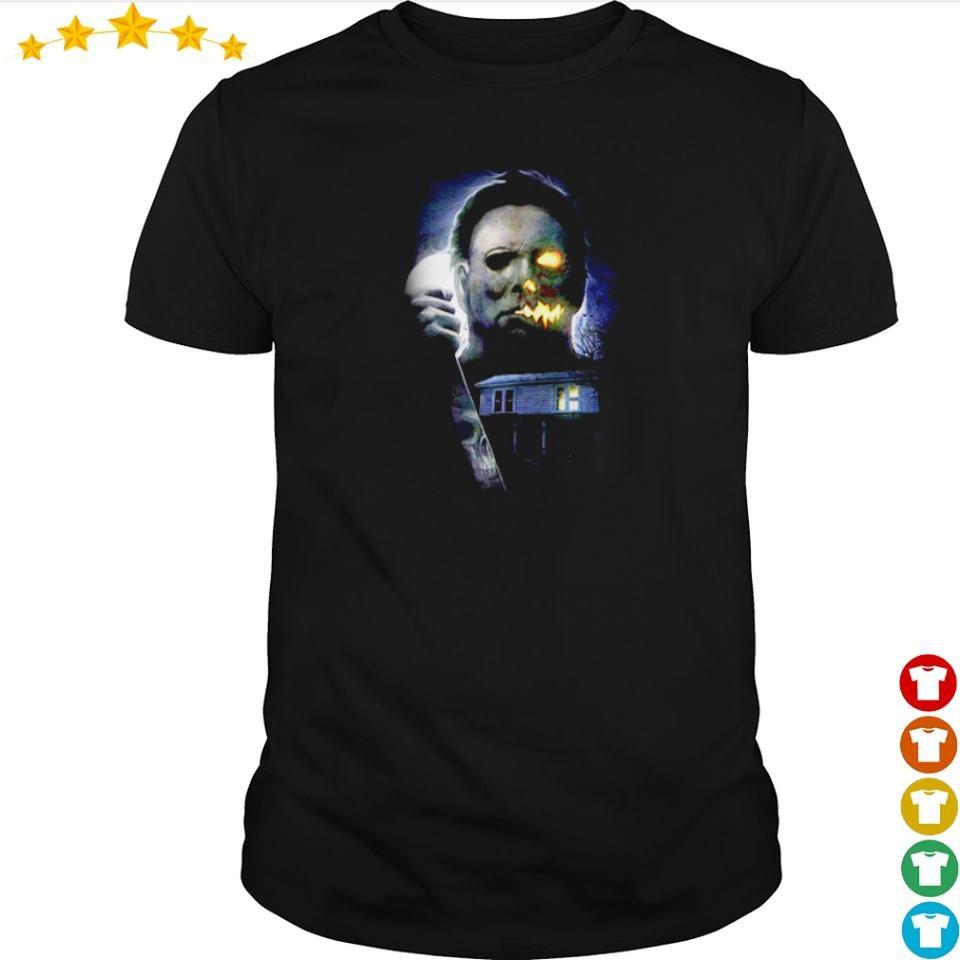 Horror movie Michael Myers Halloween night shirt